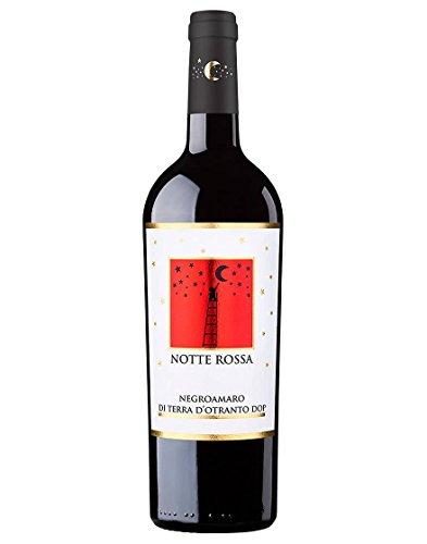 Negroamaro di Terra d'Otranto DOC Notte Rossa 2016 0,75 L