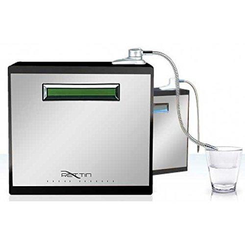 Tyent 11-plate agua ionizador, Turbo, garantía de por vida, encimera agua ionizador, Ultra filtración...