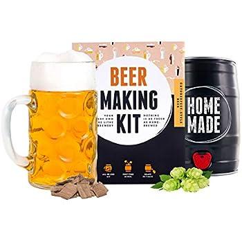 Brooklyn Brew Beer Making Kit, Everyday IPA: Amazon co uk