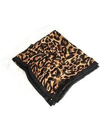eb9af14c8dc HITSAN INCORPORATION women cotton scarf leopard design ladies autumn winter  scarves long shawls pashmina wraps hijab