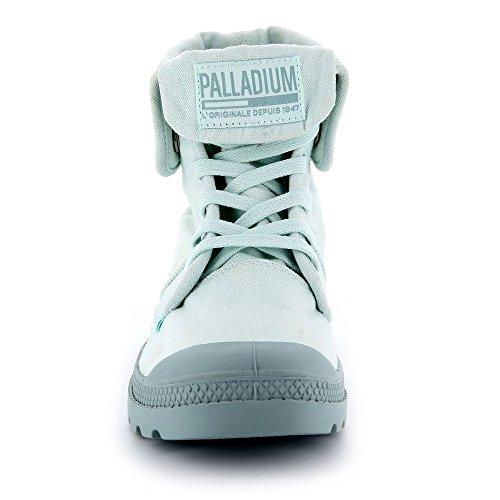 Palladium Damen Pallabrousse Baggy Hohe Sneaker morning mist/grey mist