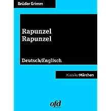 f7151a1b13b17e Rapunzel - Rapunzel  Märchen zum Lesen und Vorlesen - zweisprachig   deutsch englisch -