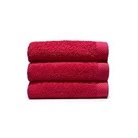 Yoofoss Asciugamani per Il Viso 4 Pezzi Asciugamano Viso Asciugamani Neonati in bamb/ù Asciugamano da Bagno Piccolo per Gli Ospiti Lavabili in Lavatrice 33x73 cm