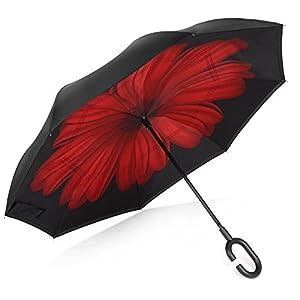 TRADE® Capa Doble Paraguas invertido
