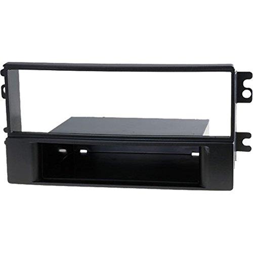 cadre-de-radio-facade-autoradio-pour-kia-sportage-adaptateur-1-din