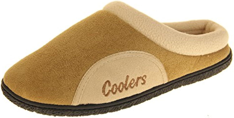 Footwear Studio Coolers Herren Pantoffeln Hausschuhe