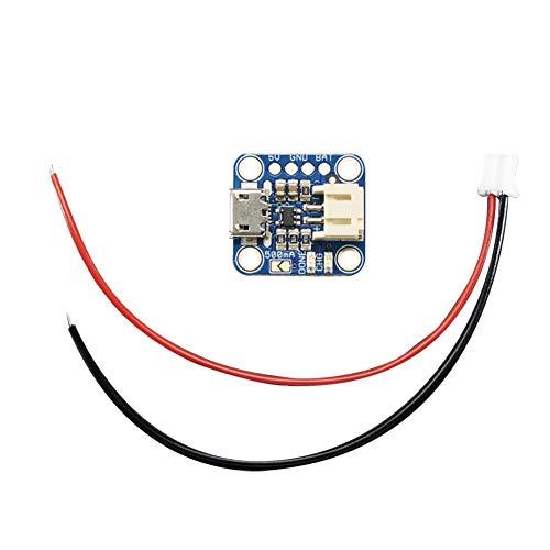 Ferrell 1pc Micro-Lipo Charger Module for LiPoLiIon v1