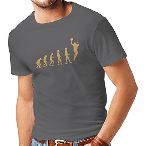 N4229 Camiseta Evolución de Baloncesto