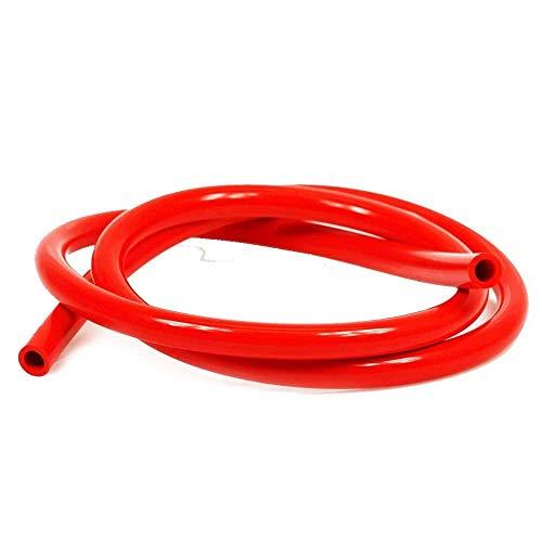 HND Tuyau Silicone Rouge 1m50