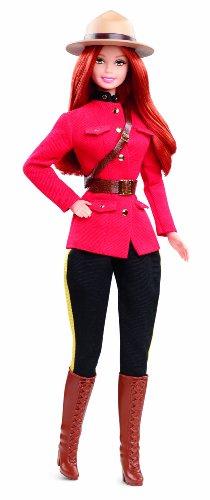 Barbie - Muñeca Canada (Mattel X8422)
