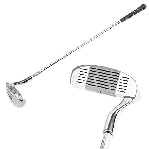 MUXSAM 1pc Chipper Golf Clubs de Golf Déchiqueteur de Golf Accessoires de Golf(Homme et Femme)...