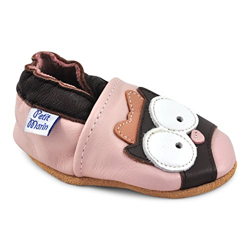 petit-marin-chaussures-bebe-chaussons-bebe-cuir-souple-chouette-18-24-mois