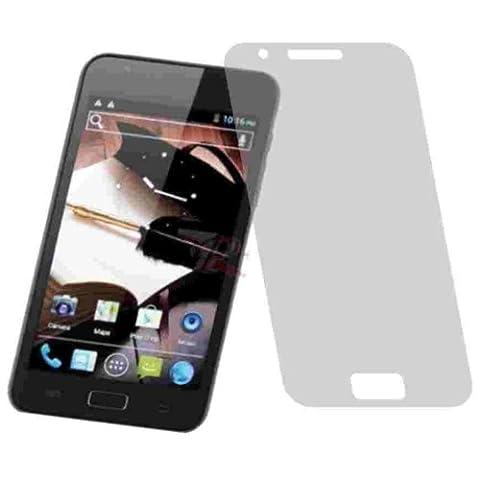 4 x Entspiegelnde Displayschutzfolie von 4ProTec für Star Note N9770 - Nahezu blendfreie Antireflexfolie