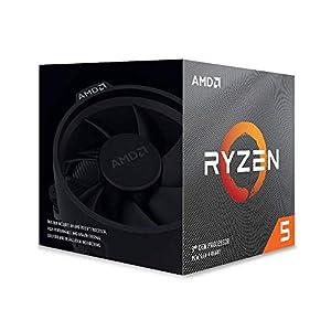 Comprar AMD Ryzen 5 3600X Procesador con ventilador Wraith Spire