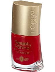 L'Oréal Paris Resist & Shine Titan, Nagellack Nr.551, 9 ml
