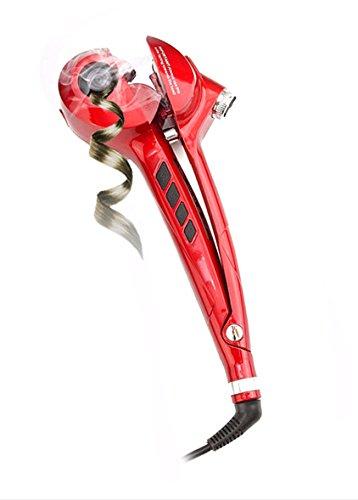 Bigoudis automatiques de bobine de vapeur/bâtons de bobine, rouleaux en céramique,Red