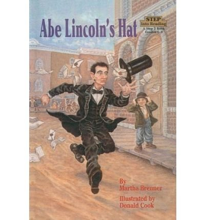 By Brenner, Martha F. (Author) Hardcover on 01-Apr-1994 (Abe Lincoln Hat)