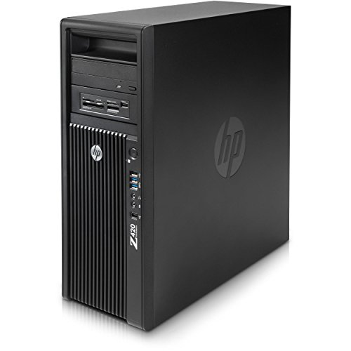 HP - D2PC Fisso Desktop Z420 - CPU Intel Xeon E5-1603 usato  Spedito ovunque in Italia