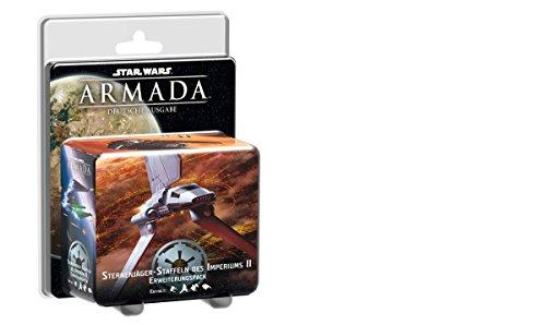 Preisvergleich Produktbild Star Wars: Armada • Sternenjägerstaffeln des Imperiums 2 Erweiterung DEUTSCHE VERSION