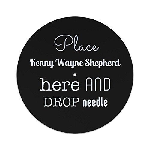 (Place Kenny Wayne Shepherd hier legen und die Nadel obligatorischen Rutschmatten 12 inches)