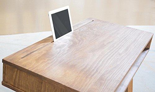 Tavolo Di Ufficio : Tavolo di scrivania di legno massiccio tavolo da ufficio console