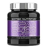 Scitec Nutrition Bcaa 6400 - Aminoácidos, 375 tabletas