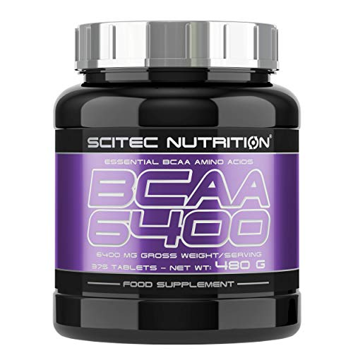 Zoom IMG-3 scitec nutrition bcaa 6400 375