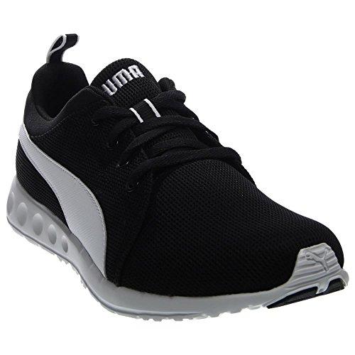 Puma Carson scarpa da running Black White