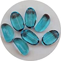 500G de aplicación 80–83–turquesa Cristal Piedra Pebbles 20mm