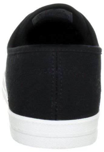 Emerica WINO FUSION 6101000088, Chaussures de skateboard mixte adulte Noir (noir/argent) - V.1