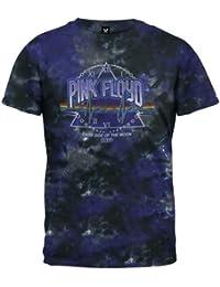 Pink Floyd - Mens Ticking Away Tie Dye T-shirt
