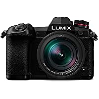 Panasonic Lumix DC-G9LEB-K - G9 Mirrorless Camera with Leica 12-60 F2.8-F4 - Black