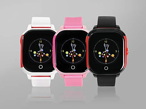 Reloj con GPS para niños Save Family Modelo Junior Acuático. Smartwatch con botón SOS, Permite Llamadas...