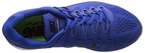 Nike - Lunareclipse 5 - , homme, noir noir (Gm Ryl/Blk-Pr Pltnm-Dp Ryl Bl)