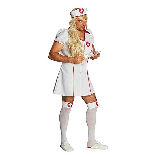Sexy Krankenschwester für Männer (Kostüme Sexy Mann)
