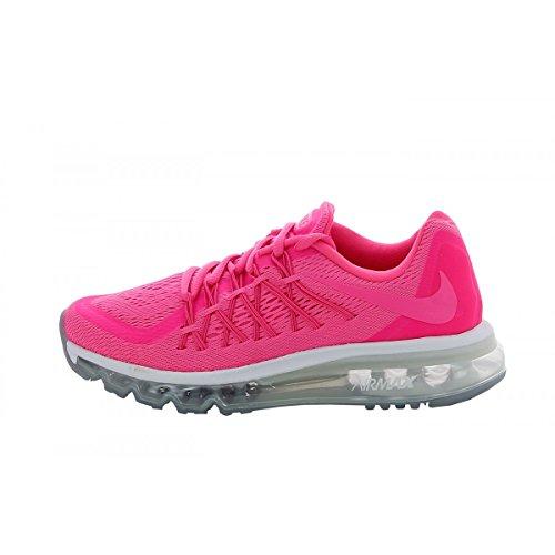 Nike Air Max 2015 (GS) Schuhe pink power-pink power-vivid pink-white - 36