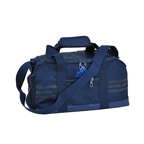 adidas Unisex 3 Stripes Performance Teambag Small Sporttaschen Blau