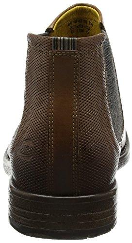 camel active Herren Taylor 18 Chelsea Boots Braun (brandy 02)