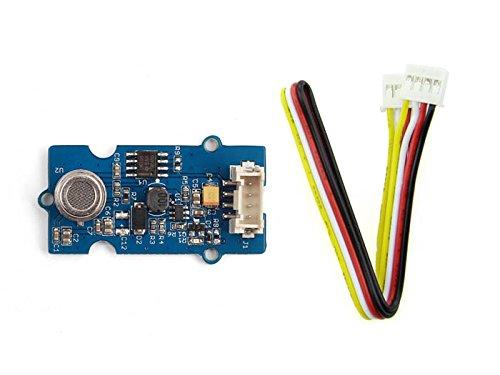 Seeedstudio Grove - Luftqualitätssensor V1.3 / geringer Stromverbrauch, hohe Empfindlichkeit, kleine Umrisse, reagiert auf ein breites Spektrum von Zielgasen, kosteneffizient, langlebig, kompatibel mit 5 V und 3,3 V -