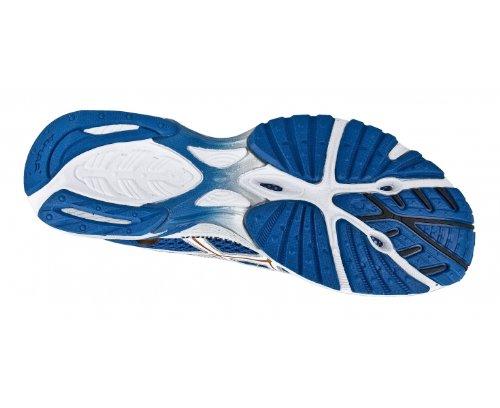 Asics, Scarpe da ballo uomo Blu blu Multicolore (Multicolore)