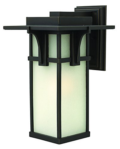 Hinkley Lighting 2235OZ-GU24 Manhattan Outdoor 1-Light Lantern by Hinkley -