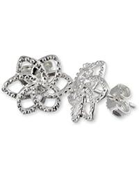 The Hobbit Jewelry Damen-Ohrstecker Nenya Glam 925 Sterling Silber 19009968