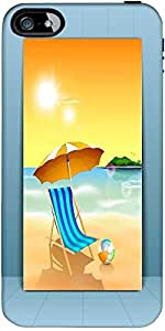 Snoogg Abstract Summer Background Designer Protective Back Case Cover Forappl...