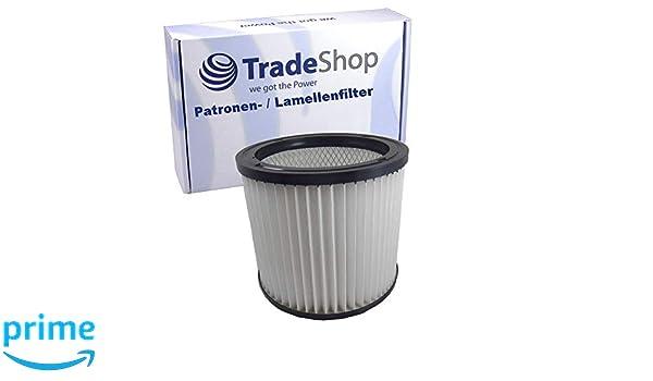 Filter für AQUAVAC 9127 P Luftfilter Filterpatrone Filterelement Rundfilter
