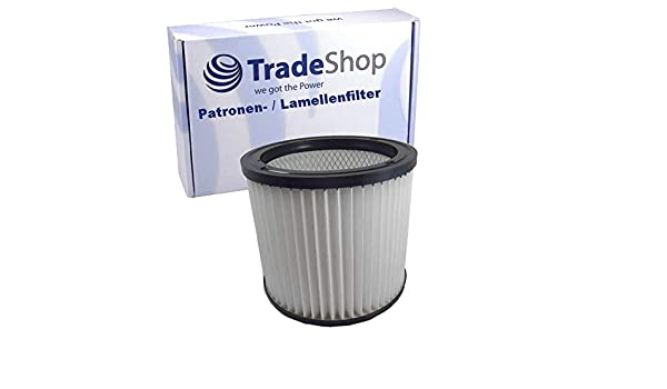 Patronen Filter Lamellenfilter für Kärcher NT221 6.904-042.0