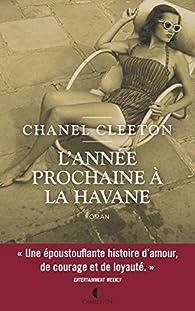 L'année prochaine à la Havane par Chanel Cleeton