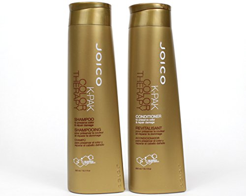 Joico K-Pak Color Therapy Shampoo & Conditioner (10.1 Oz)
