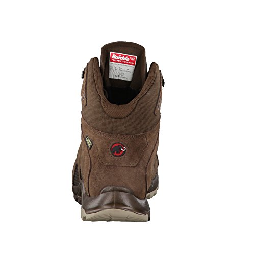 Raichle / Mammut Comfort Tour Mid GTX SURROUND Women coffee/cirrus