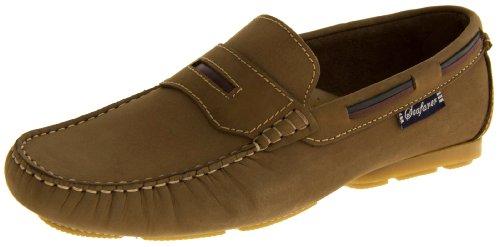 Footwear Studio , Chaussures bateau pour homme blue/navy/navy blue/tan Marron - Brun