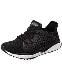 Fusefit Men's Dart Black Running Shoes